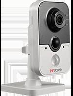 Мини камера наблюдения HiWatch DS-I114 (W)